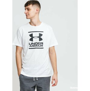 Under Armour GL Foundation SS Tee bílé XXL