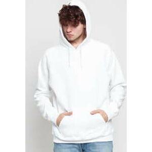 Urban Classics Blank Hoody bílá XL