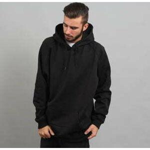 Urban Classics Blank Hoody černá XL