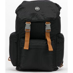 Urban Classics Hiking Recycled Backpack černý