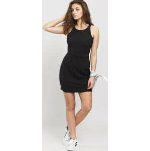 Urban Classics Ladies Back Cut Out Dress černé XL