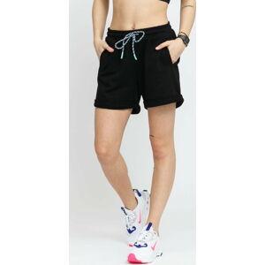Urban Classics Ladies Beach Terry Shorts černé XL