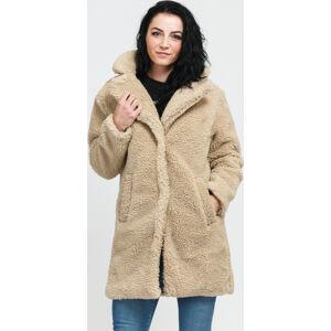 Urban Classics adies Oversized herpa Coat béžová