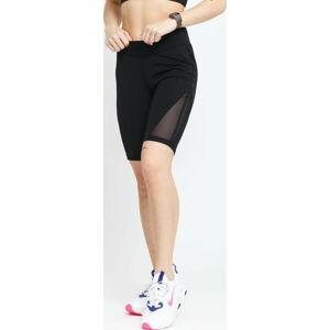 Urban Classics Ladies Tech Mesh Cycle Shorts černé XL