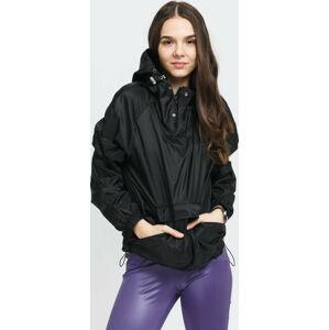 Urban Classics Ladies Transparent Light Pull Over Jacket černá XL