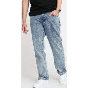 Urban Classics Loose Fit Jeans light skyblue acid 40/32