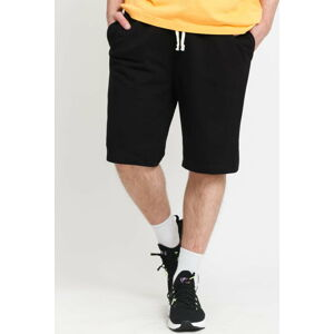 Urban Classics Low Crotch Sweatshorts černé 3XL