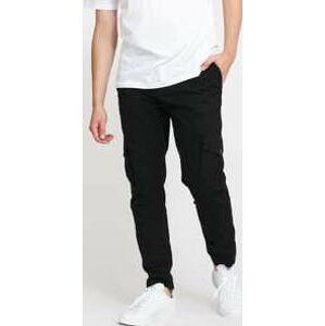 Urban Classics Tapered Cargo Pants černé 38
