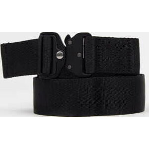 Urban Classics Wing Buckle Belt černý L-XL