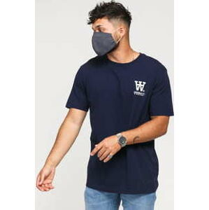 WOOD WOOD Ace T-shirt navy XL