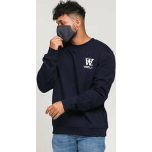 WOOD WOOD Tye Sweatshirt navy XL
