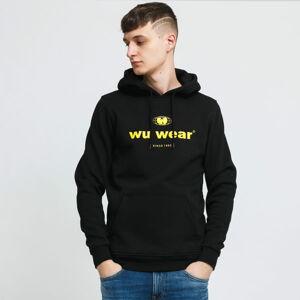 WU WEAR Wu-Wear Since 1995 Hoody černá XXL